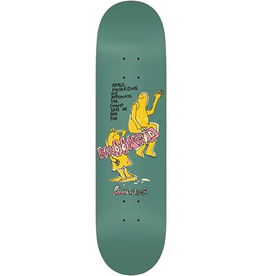 Krooked Krooked Gonz The Champ Deck - 8.62 x 32.56
