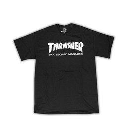 Thrasher Mag Thrasher Skate Mag Logo T-shirt - Black (size Medium)