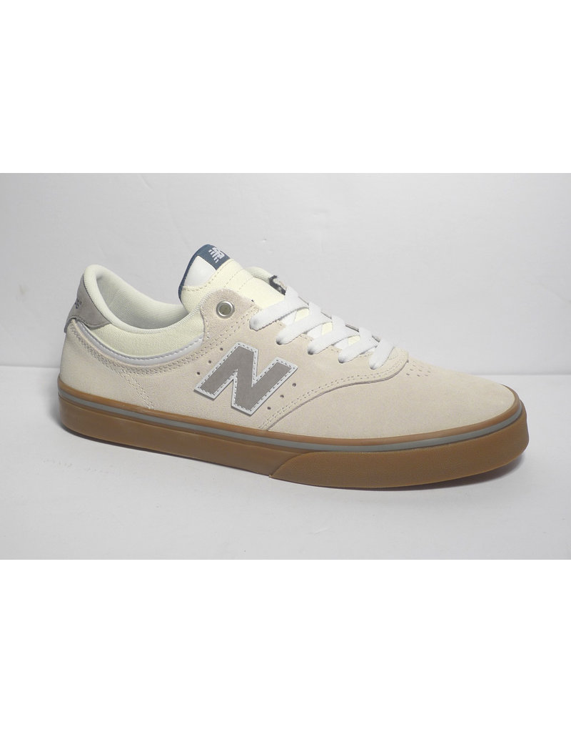 New Balance Numeric NB Numeric 255 - Off White/Grey/Gum (size 9, 9.5 or 10)
