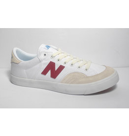 New Balance Numeric NB Numeric 212 - White/Burgundy