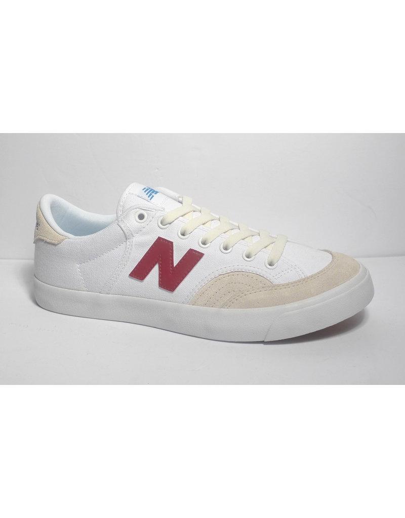 New Balance Numeric NB Numeric 212 - White/Burgundy