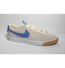 Nike SB Nike sb Blazer Low GT - Pale Ivory/Pacific Blue-White