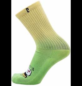 Psockadelic Psockadelic Burnt Green Socks