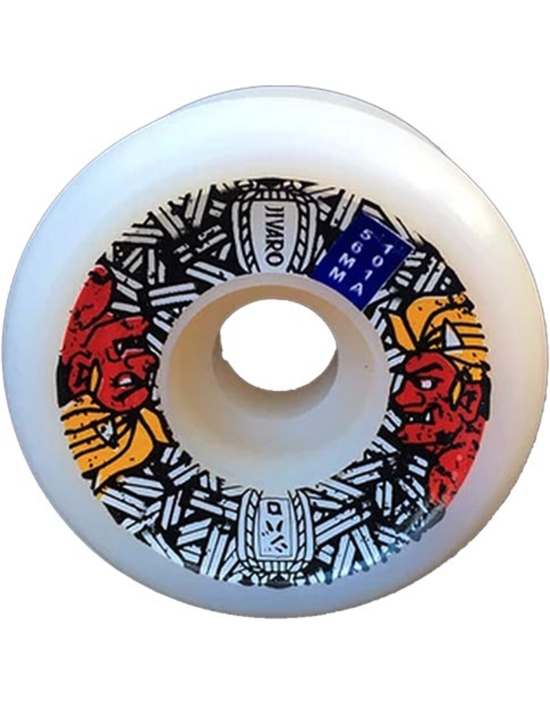 Jivaro Oni 56mm 101a wheels (set of 4)
