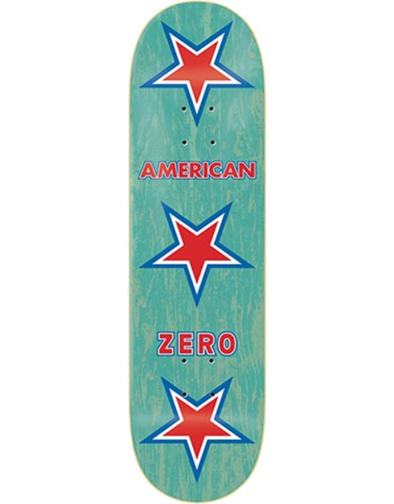 Zero Zero Team American Zero Pastel Deck - 8.62