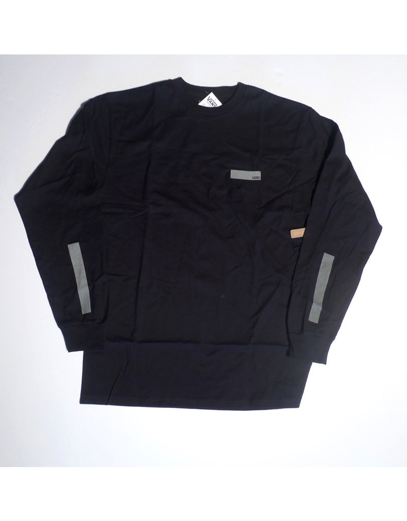 Vans Vans Pro Skate Reflect Longsleeve T-shirt - Black