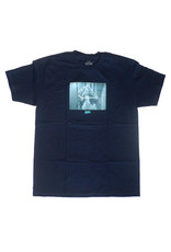Theories Brand Theories Disharmony Heavy Duty T-shirt - Navy  (size X-Large)