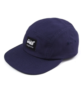 Magenta Magenta VX 5 Panel Cotton Ripstop Hat - Navy