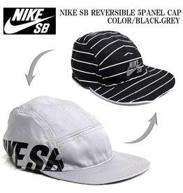 Nike SB Nike sb Reversible 5 panel hat - black
