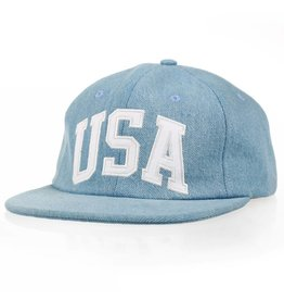 Baker Chico Snapback Hat - Baby Blue.  32.00. Sale. Huf Worldwide Huf USA  Denim 6 panel Hat 7ecd4fcbdbc2