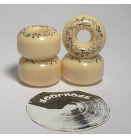 Loophole Wheels Loophole Glen Fox Tear Drop 54mm Wheels (set of 4)