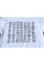FA skates FA x Lotties All Skateshops T-shirt - White