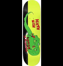 Deathwish Deathwish Lizard King Big Liz Deck - 8.18x 31.5