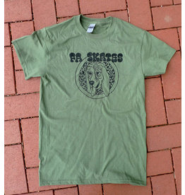 FA skates FA Companion T-shirt - Military Green