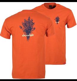 Chocolate Chocolate Muse T-shirt - Orange