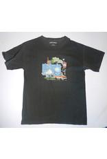 Fucking Awesome Fucking Awesome Ambulance T-shirt - Pigment-Dyed Pepper (size Large)