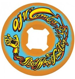 OJ wheels OJ 56mm OJ II Elite Mini Combos Orange 95a wheels (set of 4)