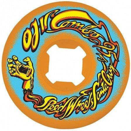 OJ wheels OJ 56mm OJ II Elite Mini Combos Orange 95a wheels (set of 4)