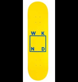 WKND brand WKND Logo Yellow/Blue Deck - 7.75