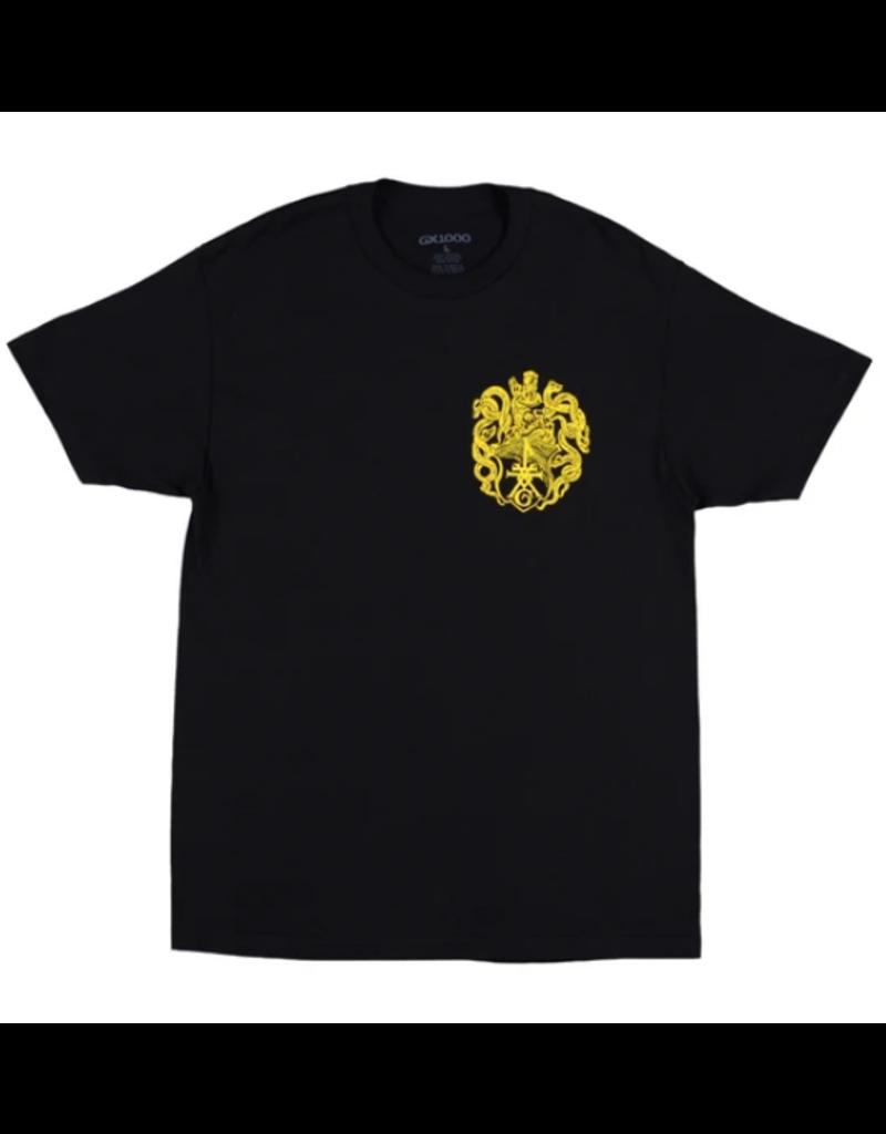 GX1000 GX1000 Serpant T-shirt - Black (size Large or X-Large)