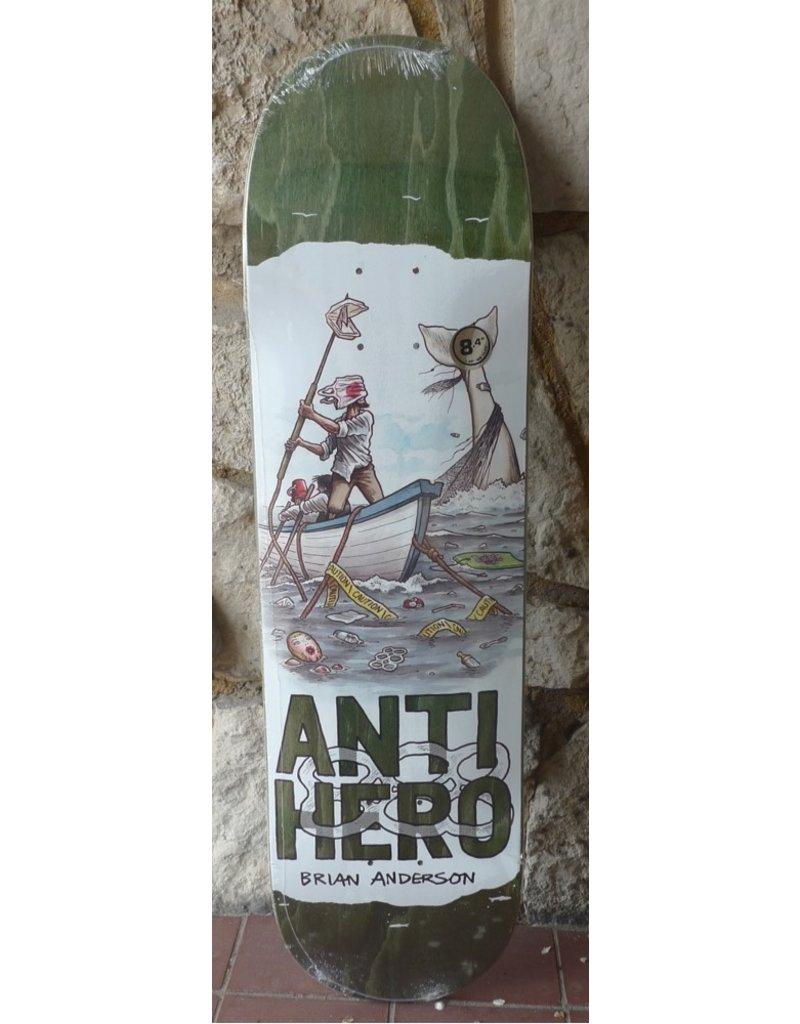 Anti-Hero Anti-Hero Anderson Plastics Deck - 8.4 x 32