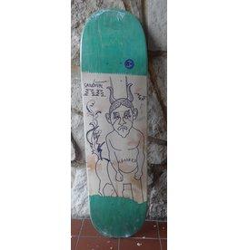 Krooked Krooked Sandoval Goat Dude Deck - 8.25 x 32