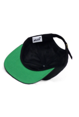 Snack Snack Seein the Sights Hat - Black