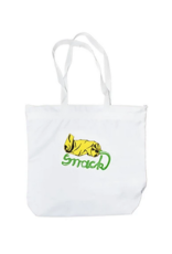 Snack Snack Squeeze Zipper Tote Bag
