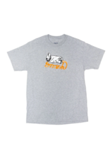 Snack Snack Squeeze T-shirt - Grey (size Medium)