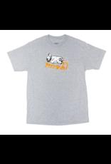 Snack Snack Squueze T-shirt - Grey