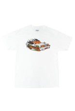 Snack Snack Cutty T-shirt - White