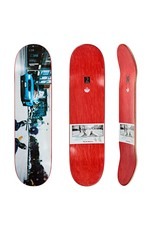 Polar Polar Happy Sad Houston st. Golden Hour Deck - 8.625 x 32.375