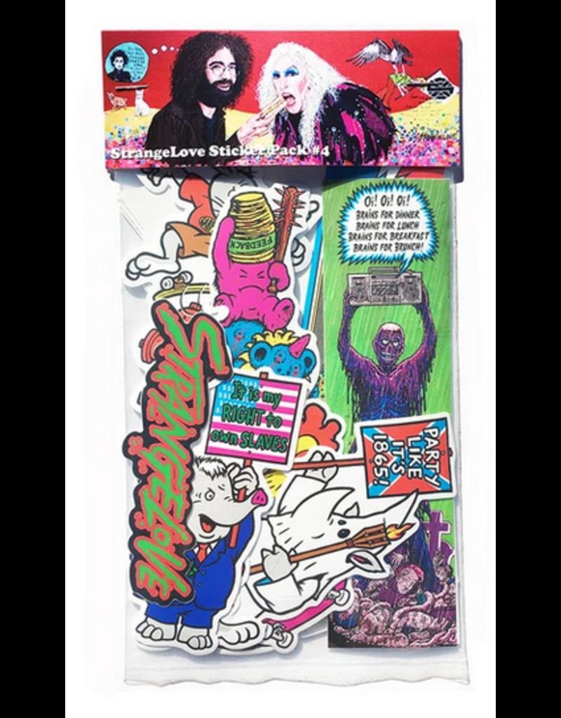 StrangeLove Strangelove Sticker pack #4