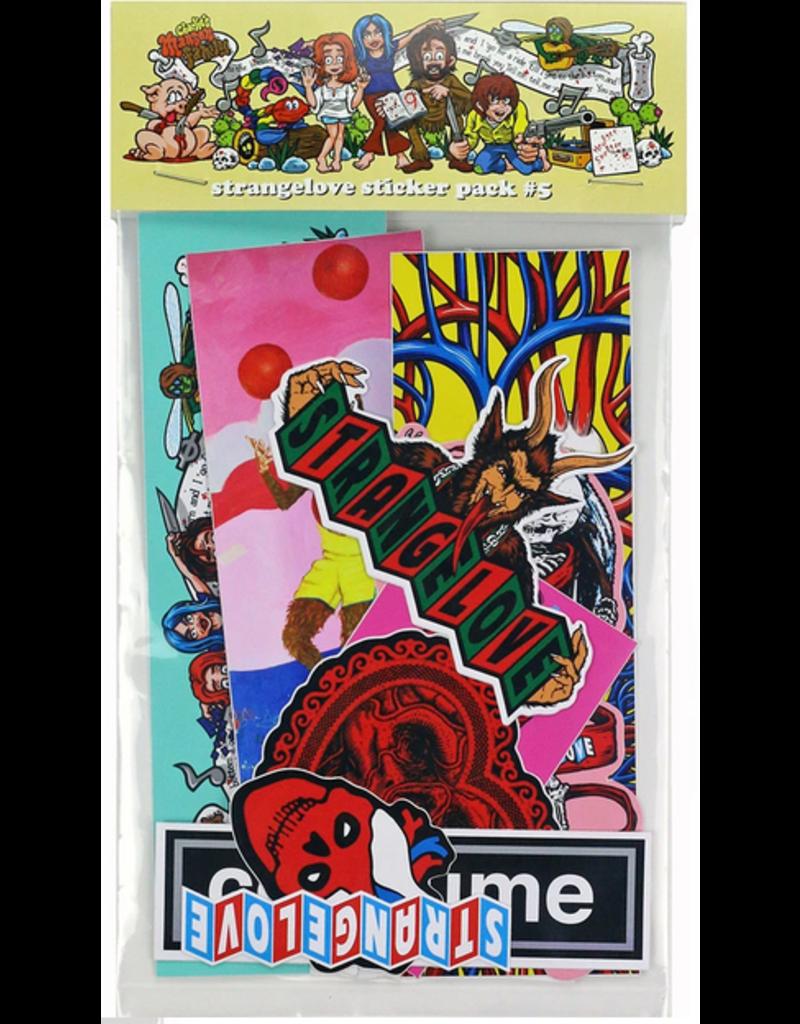 StrangeLove Strangelove Sticker pack #5