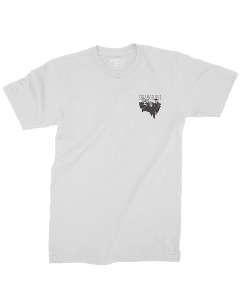 StrangeLove Strangelove Consume T-shirt - Silver Gray