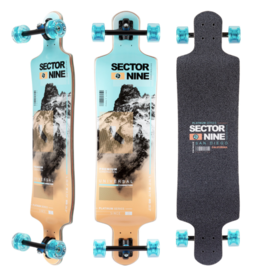 Sector 9 Sector 9 Elevation Faultline Complete - 39.5 x 9.75