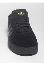 Adidas Adidas Tyshawn - Black/Black/Gold Metallic (size 8)