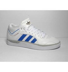 Adidas Adidas Tyshawn - White/Blue/Gold Metallic