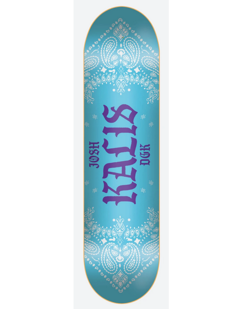 DGK DGK Colors Kalis Deck - 8.06
