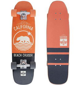 Dusters Dusters Beach Cruiser Complete - 29 x 8