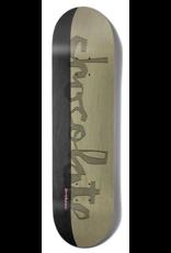 Chocolate Chocolate Anderson Original Chunk Deck - 8.12 x 31.625 (G026)