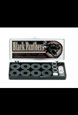 Shorty's Shorty's Black Panther Abec 3 Bearings (Set of 8)