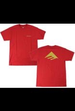 Emerica Emerica Pure Triangle T-Shirt - Cardinal