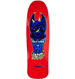Birdhouse Birdhouse Hawk Gargoyle Old School Deck - 9.37