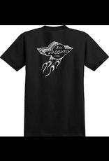 Krooked Krooked Pure Evil T-shirt - Black (size Medium)