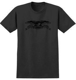 Anti-Hero Anti-Hero Basic Eagle T-shirt - Black/Black