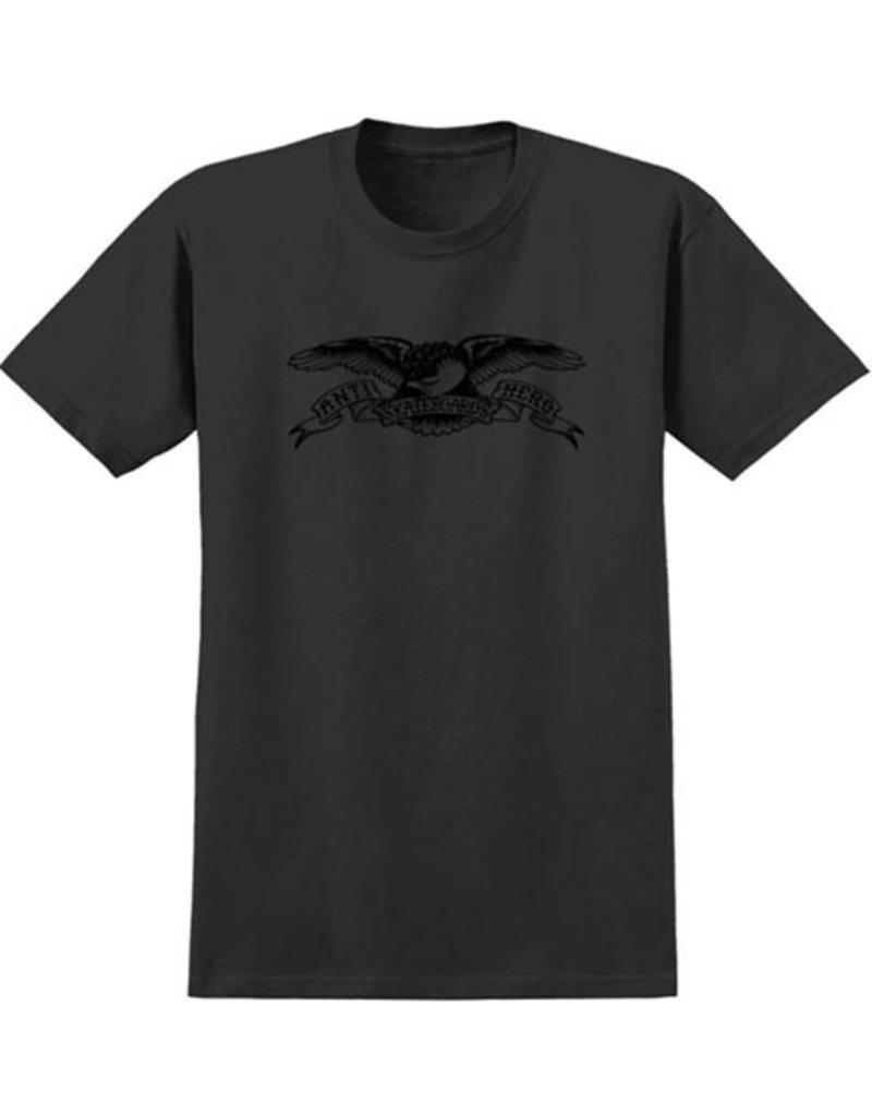 Anti-Hero Anti-Hero Basic Eagle T-shirt - Black/Black