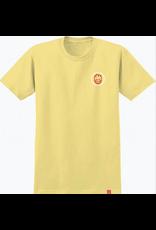 Spitfire Spitfire Classic Swirl Fade T-shirt - Banana
