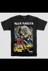 Zero Zero x Iron Maiden Killers T-shirt - Black  (size Medium)