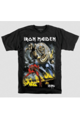 Zero Zero x Iron Maiden Killers T-shirt - Black